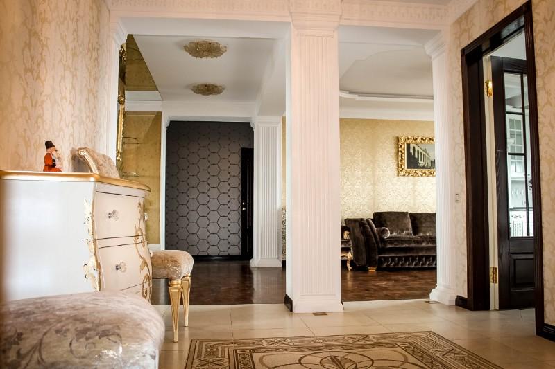 Роскошь и функциональность: трехкомнатная квартира 125 кв.м, гор. Краснодар, Центр, Бригантина