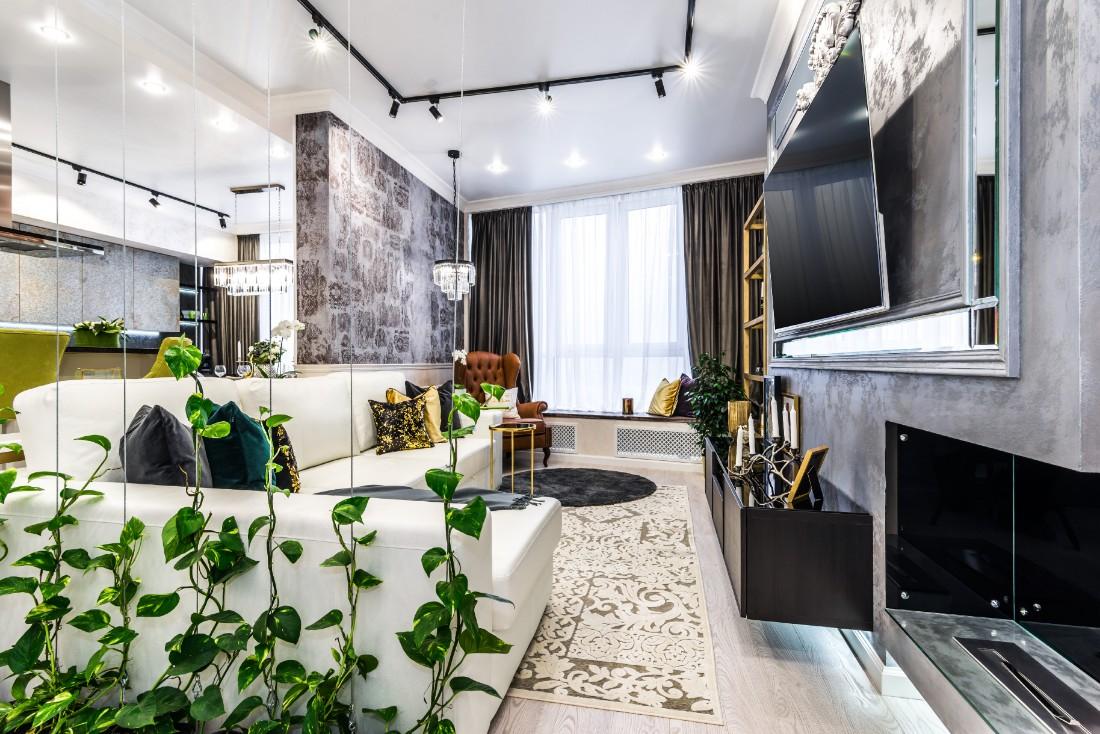 Трехкомнатная квартира в жилом комплексе «Адмирал»