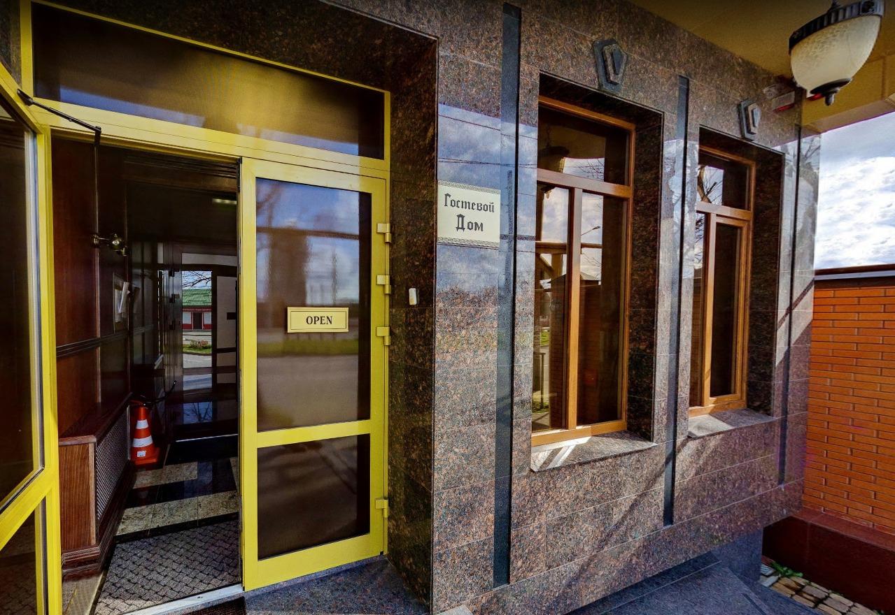 Новый Отель с Рестораном в самом центре города Краснодара